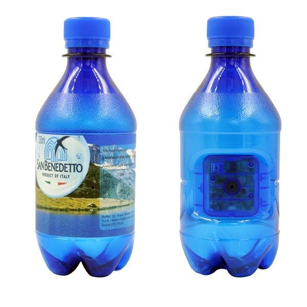 Botella de agua portable DVR mini cámara HD 1080P verdadera cámara Botella con vigilancia de seguridad cámara de vídeo de detección de movimiento vwireless