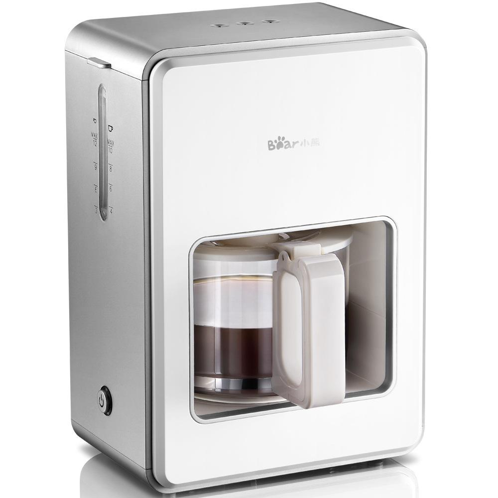 2017 Coffee Maker Bear/ Bear The High End White Collar Cafe Americano  Machine Automatic Drip Coffee Maker Commercial Kfj A12z1 From Df518, $76.05  | Dhgate.