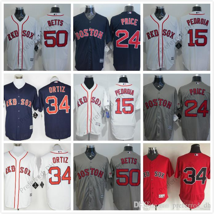 save off 72257 01079 boston red sox 34 david ortiz red new cool base with ...