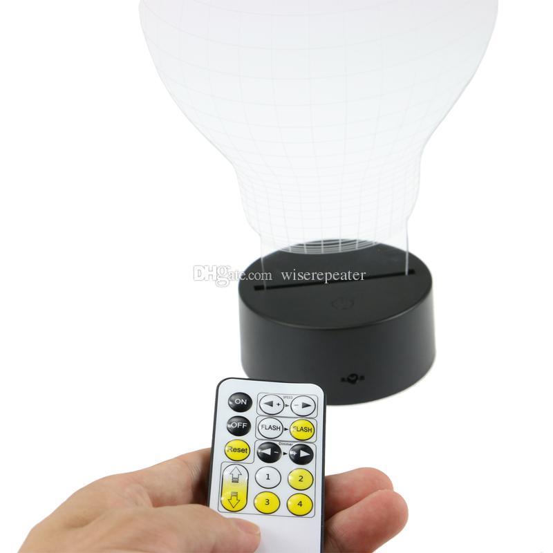3D LED base for acylic panel