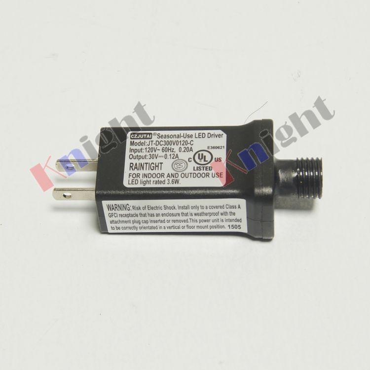 5 V-31 V 6 w 9 w trafo adaptörü 8 modu yanıp sönen modu kontrol led dize işık 24 v elektronik trafo AB AU BS UL 110-240 v fiş
