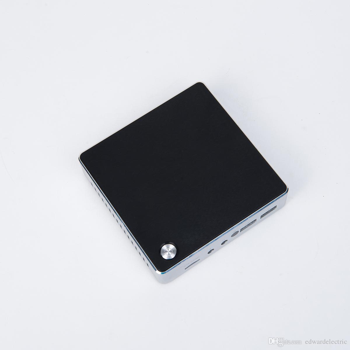 2 GB RAM 32 GB HDD ince cihaz taşınabilir Intel Atom z3735f dört çekirdekli wifi vga bluetooth windows 10 mini pc