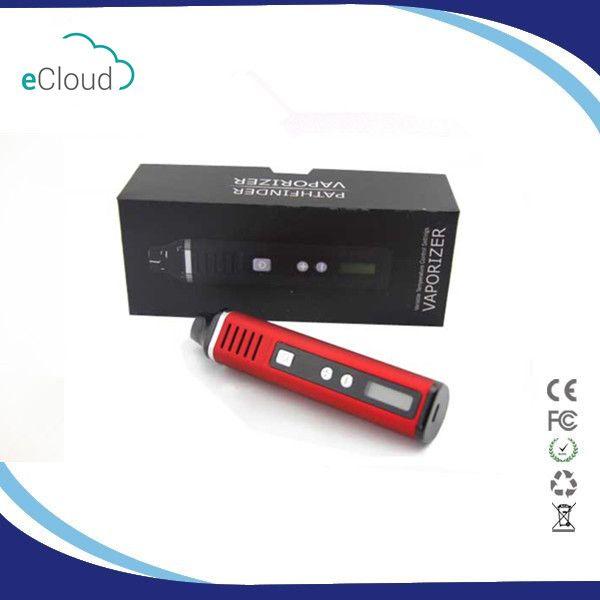 100% hakiki Taşınabilir Pathfinder 2 kuru ot buharlaştırıcı kalem Kiti bitkisel 200-600F hebe elektronik sigara Kiti 2200 mah Vape Ecigs Kuru Ot baştankara