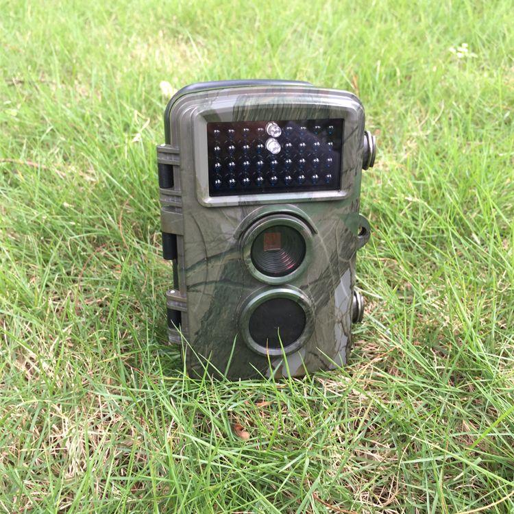 HD Digital Infrared Scouting Camera 8MP 720P IP56 Rain-proof Trail Camera Portable Wildlife Hunting Camera 940nm IR LED Video Recorder H3
