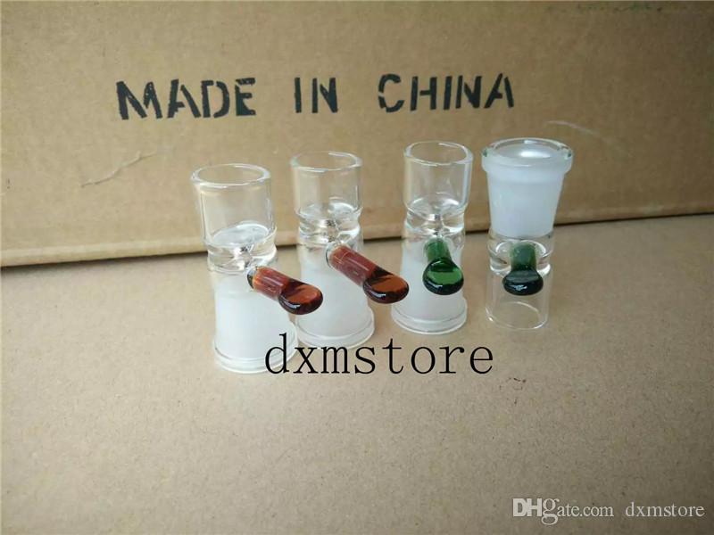 Shisha Zubehör Glass Tobacco Pipe Bowl Glas Wasserpfeife zum Rauchen Ölbrenner Glas Bong Schüssel