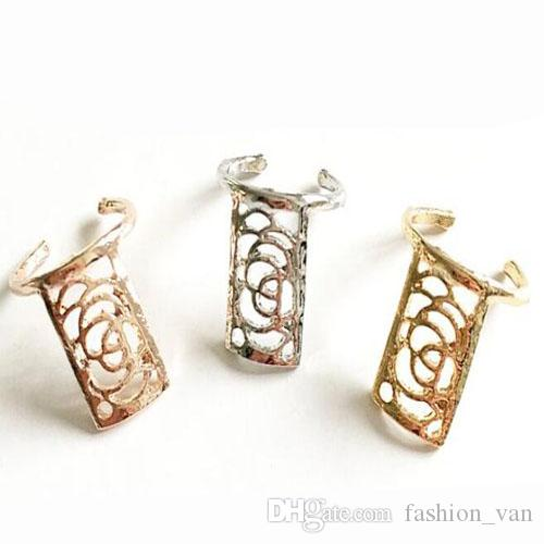 High quality ring metal finger rings love ring A joint bow skull cap nails ring combination