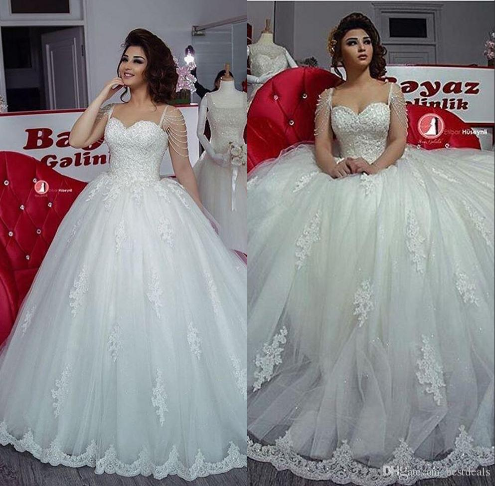 Wonderful Tea Length Tulle Wedding Dress Photos - Wedding Ideas ...