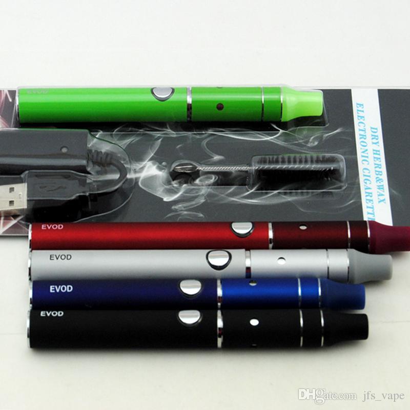 Evod Mini Ago G5 Blisterpackungen Vape Kit Elektronische Zigaretten Ego Battery Starter Kits für Vaporizer Dry Herb Ecigarette Vape Pens