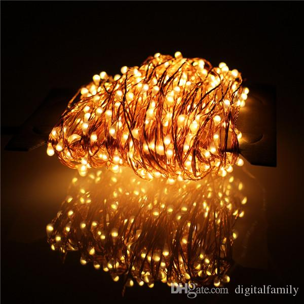 Cheap Christmas Light 30m Outdoor Christmas Fairy Lights Holiday ...