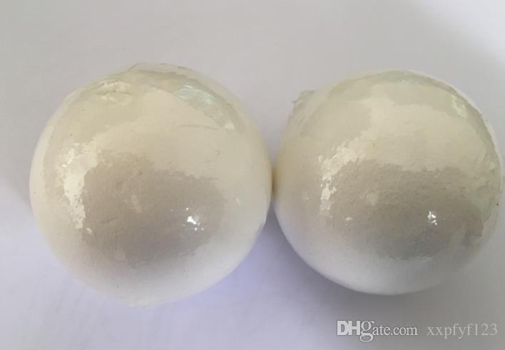 60g zufällige Farbe! Natürliche Bubble Bath Bomb Ball ätherisches Öl Handmade SPA Badesalz Ball Fizzy Weihnachtsgeschenk für Sie