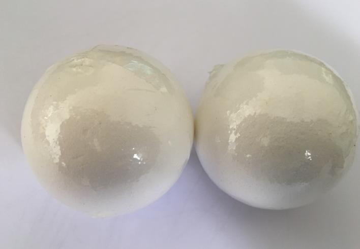 hotsale 10g cor aleatória! Bola de Banho de Bolha Natural Bola de Óleo Essencial Handmade SPA Sais De Banho de Bola de Natal Presente de Natal Para Ela