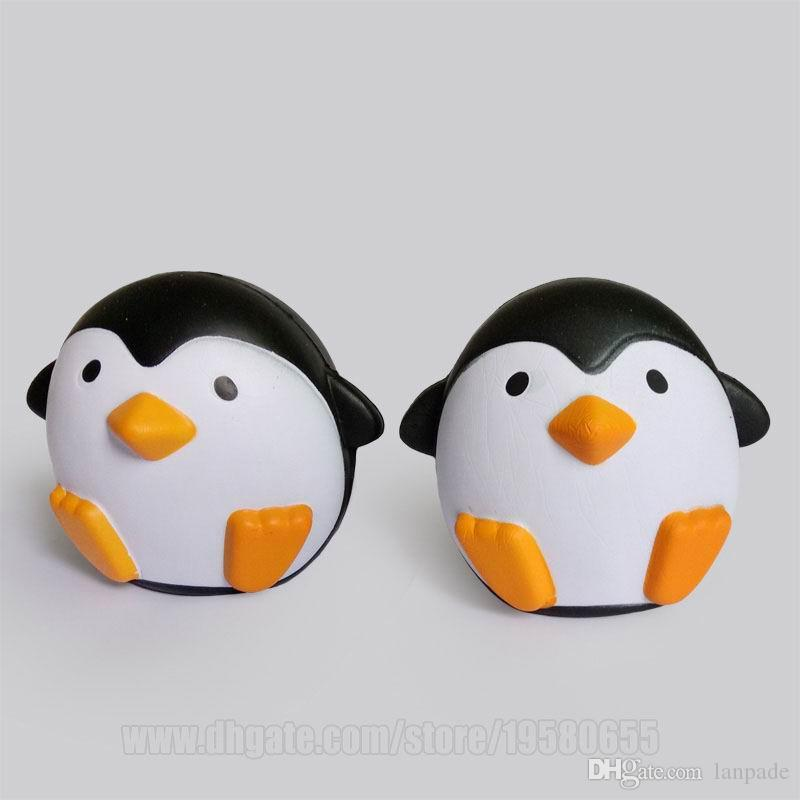 Penguin Squishy Decompression Perfume Toy Simulation Relax Pretty Decor Spicy Toys Lovely Slow Rising Free Shipping