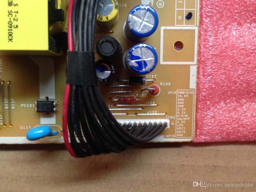 90 jours de garantie nouvelle carte originale onduleur de puissance ip-54155a BN44-00226D pour SAMSUNG T24 T26 165X182mm