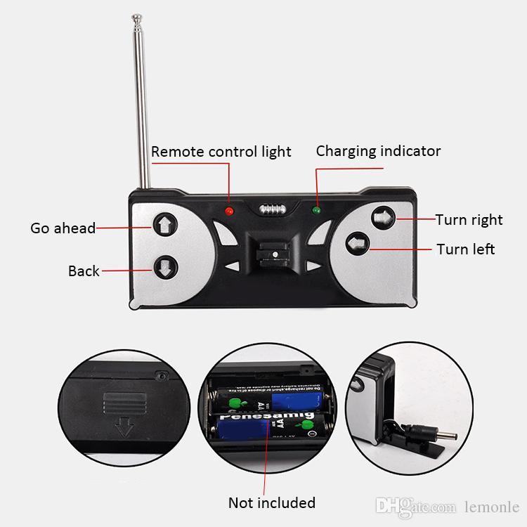 Koks kann Mini RC Radio Fernbedienung Micro Fahrzeug Boy Racing Auto Spielzeug Geburtstagsgeschenk