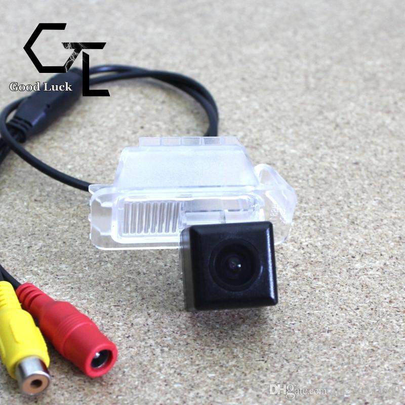 For Ford Focus Hatchback Mondeo C-Max / S-Max Fiesta Kuga Galaxy Wireless Car Auto Reverse Backup CCD HD Rear View Camera
