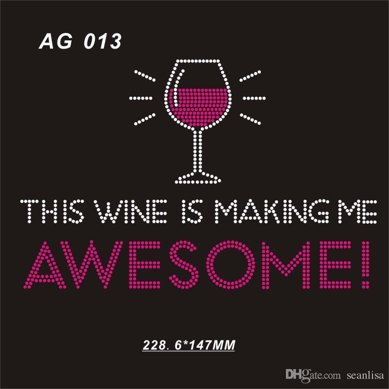 Questo vino mi sta rendendo fantastico 9
