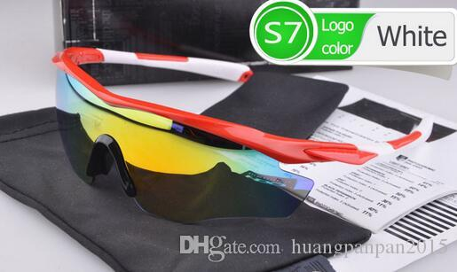 9212 M2 FRAME Sun Glasses Coating Sunglass For Men Women Sport Cycling Bicycle Sunglasses Glasses 100% NEW