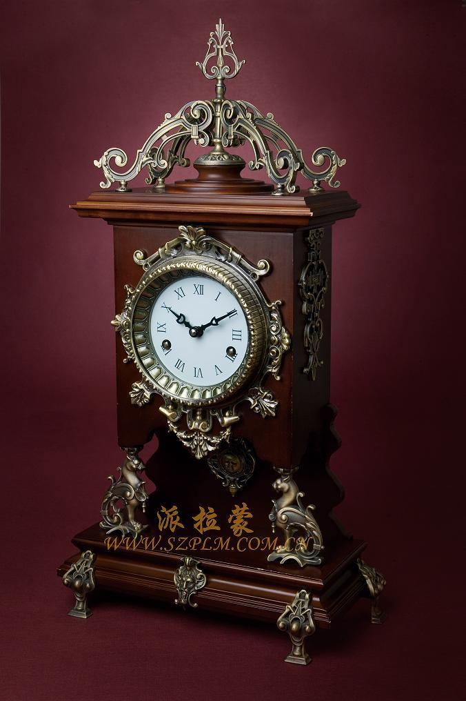 Best European Antique Mechanical Clock Chime Clocks Living Room ...