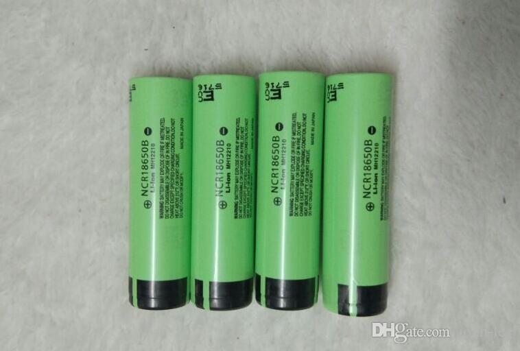 Оптовая продажа FedEx 18650 /3.7v/3400mah NCR Lothium батареи для электронного сигарета