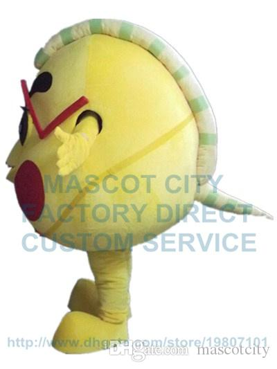 5c2e84bb6 Yellow Monster Mascot Costume Custom Cartoon Character Cosply Adult Size  Carnival Costume 3113 Monster Mascot Alien Mascot Yellow Monster Mascot  Online with ...