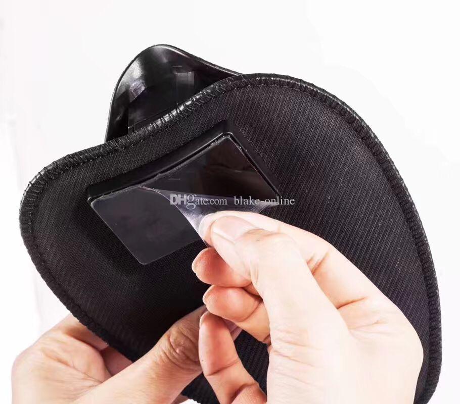 Téléphone GPS auto Universal Mobile Holder Mounts Crocodile Tableau de bord anti-dérapant de montage pour 3,5-8 pouces de navigation GPS et les téléphones intelligents Tablet PC