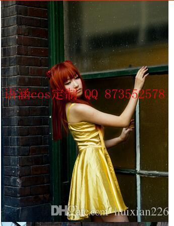 Soryu Asuka Langley Ayanami Rei Neon Genesis Evangelion Cosplay Costume Cosplay Costume custom any size