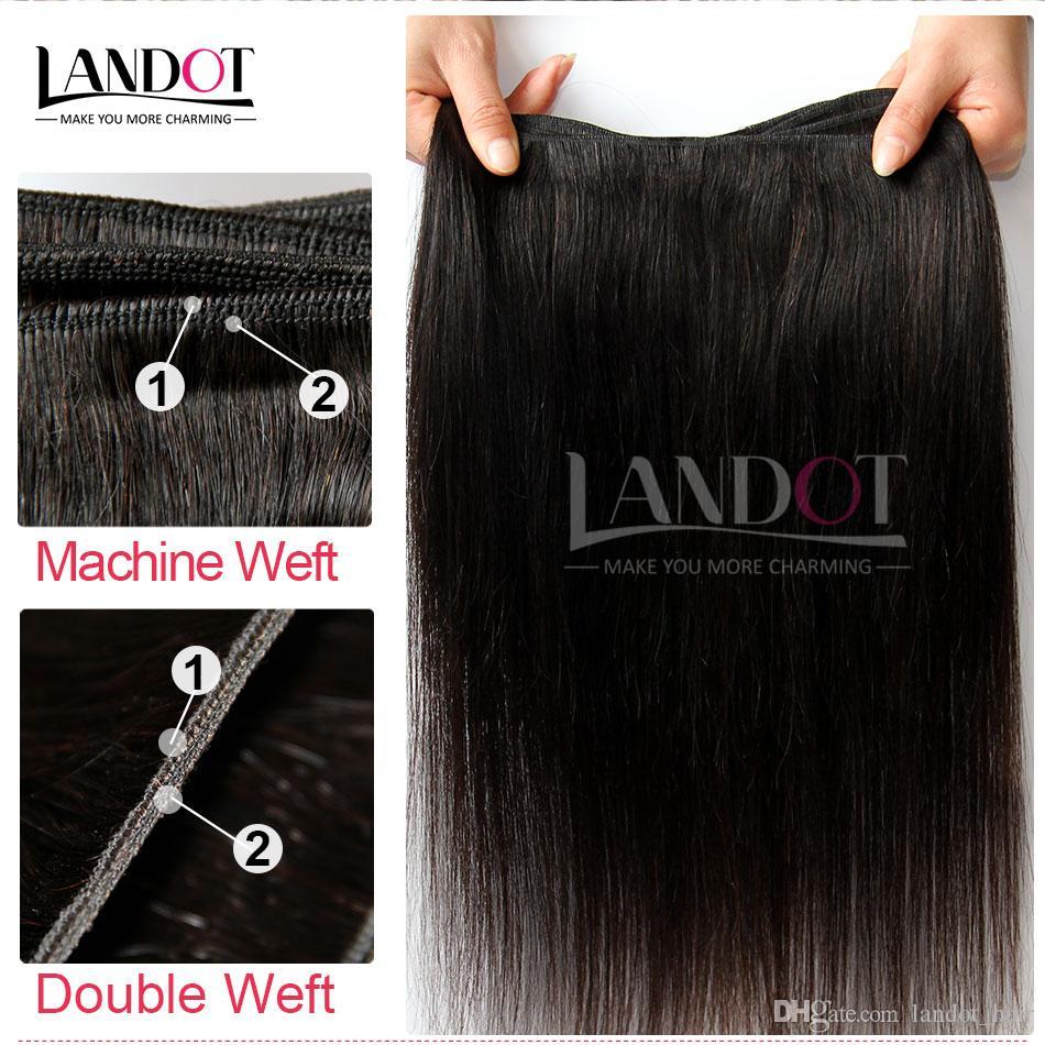 Лучшие 10A бразильские девственные волосы прямые могут отбеливать необработанные перуанские индийские Малайзийские камбоджийские человеческие волосы плетет пучки 2 лет жизни