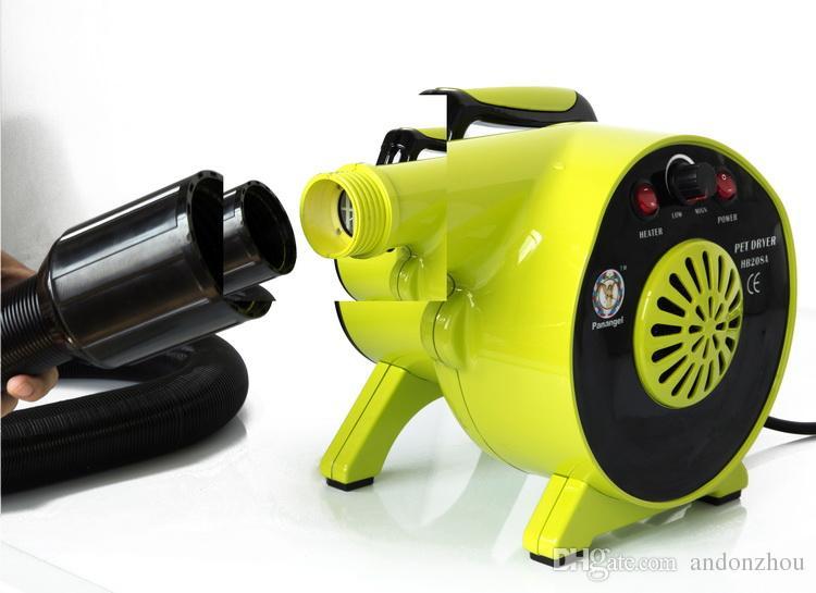 Il ventilatore eccellente professionale del cane dell'essiccatore del cane di alimentazione 2300W del pet dell'animale domestico del motore di USA libera il trasporto da DHL