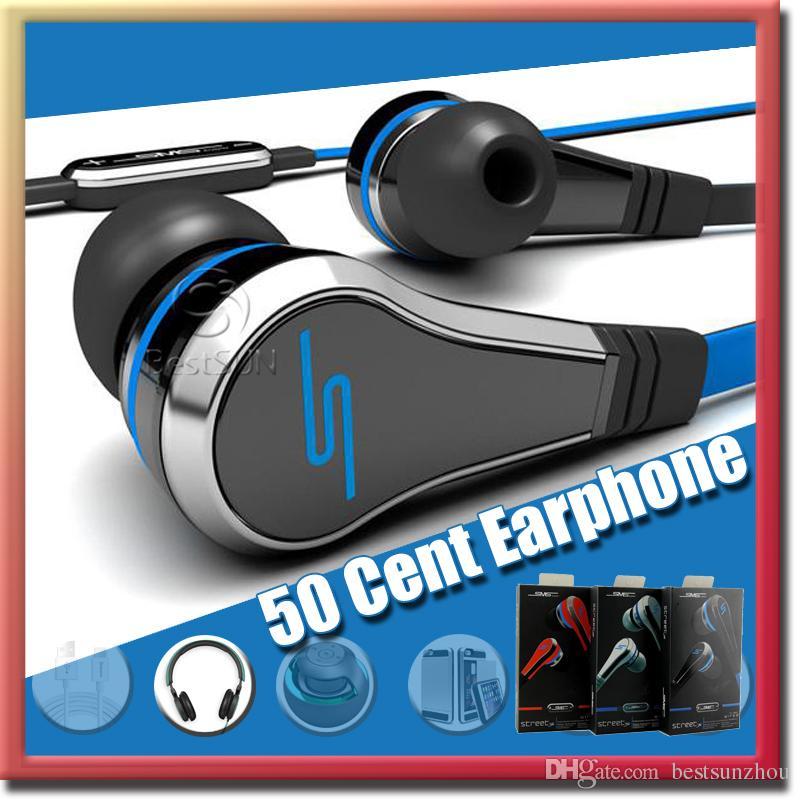Kopfhörer In Ear Bluetooth 50 Cent Sms Kopfhörer Draht Hochwertige ...
