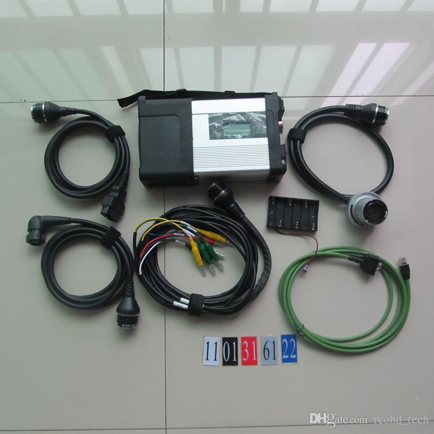 Para benz diagnóstico multiplexor mb star c5 diagnóstico para coches y camiones wifi soporte dhl envío gratis