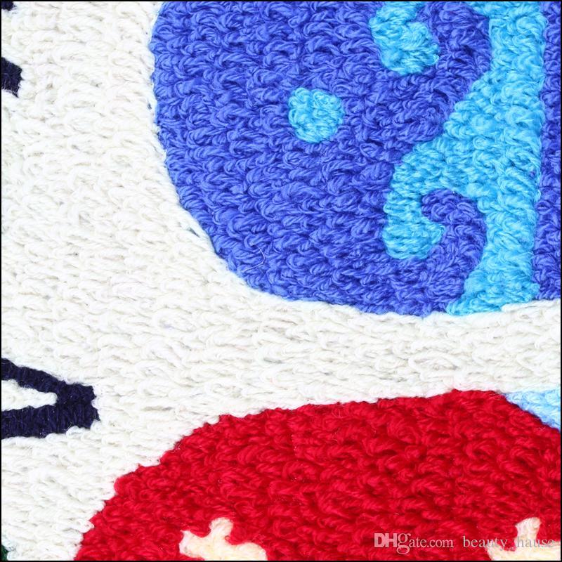 성격 손 걸려 슬리퍼 매트 거실 문 매트, 뉴 놓은 현관 앞에서 바보 층 Karpet 침실 양탄자 선물 모양의