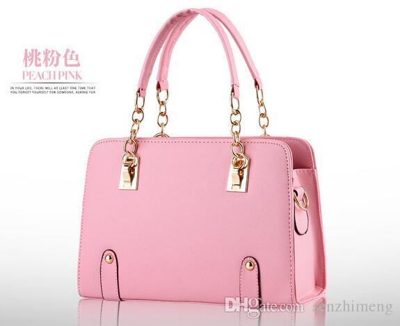 Hot sell 2016 new wave of female Shixia models chain bag fashion handbags Shoulder Messenger Handbag
