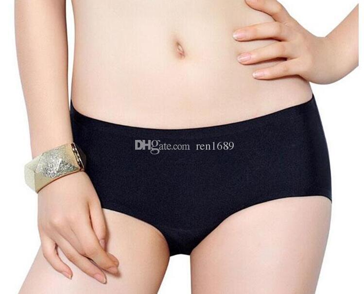 Güzel Kadın silikon Butt Kaldırıcı Iç Çamaşırı Yastıklı Dikişsiz Butt Kalça Artırıcı Şekillendirici Külot kalça yukarı itin Lady seksi Külot