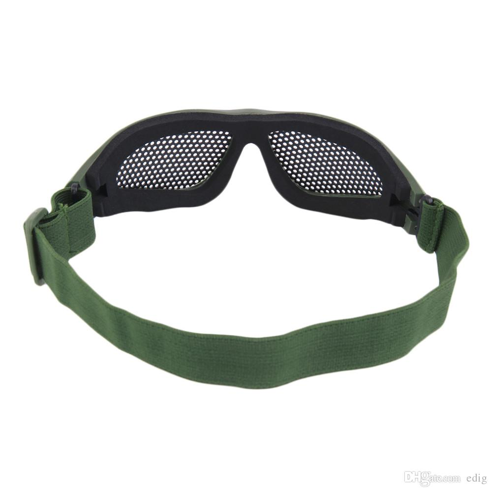 Occhiali da vista TUR Tactical Outdoor Steel Mesh Eyes