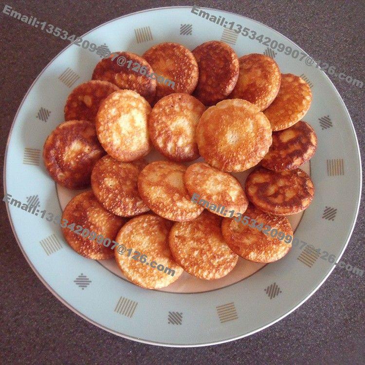 50-hole Commercial Use Non Stick Mini Dutch Pancake Poffertjes Machine Baker Grill Maker Iron Mold Plate