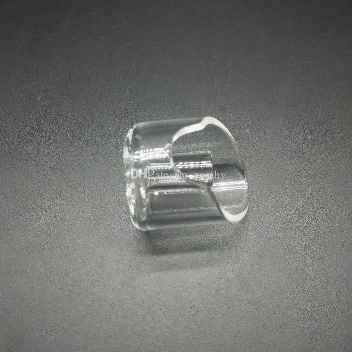DHL Ücretsiz 100% Kubbesiz Kuvars Banger Tırnak Kuvars Carb Cap Ortak 18mm Evrensel Nargile Cam Sigara Boru Seramik Tırnak Titanyum Çivi