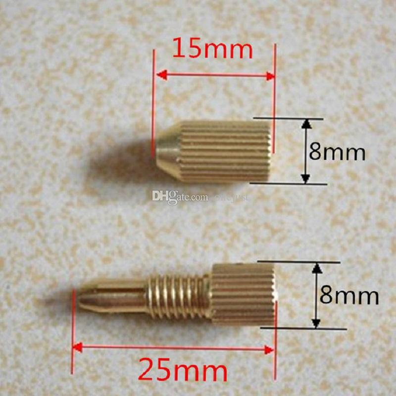 2 2.3 3.17mm Micro Drill Bit Clamp Fixture 0.7-3.2mm Electric Motor Shaft E00038 ONET