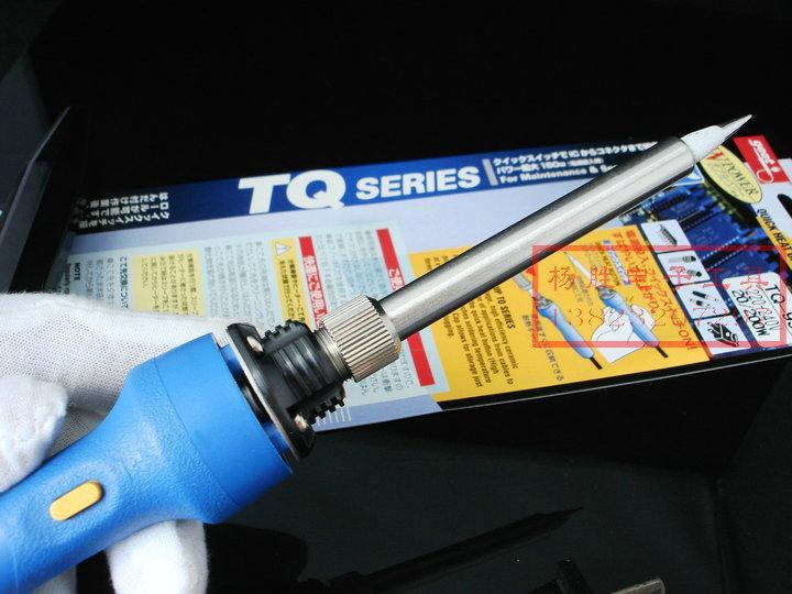 Japon GOOT outils de réparation TQ-95 Rapide Thermique Fer À Souder Électrique Entrée 220 ~ 240 V Puissance Réglable 20 / 200W Type De Chaleur Interne