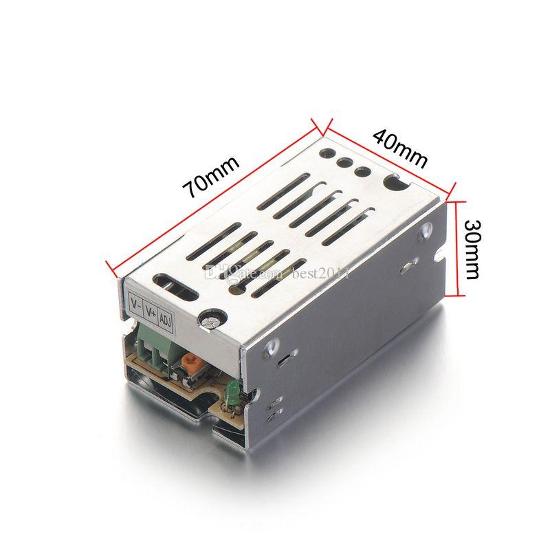110V/220V Best Quality Voltage Transformer 12W 12V 1A Switch Power Supply Switching Driver Adapter for Led Strip Light Display