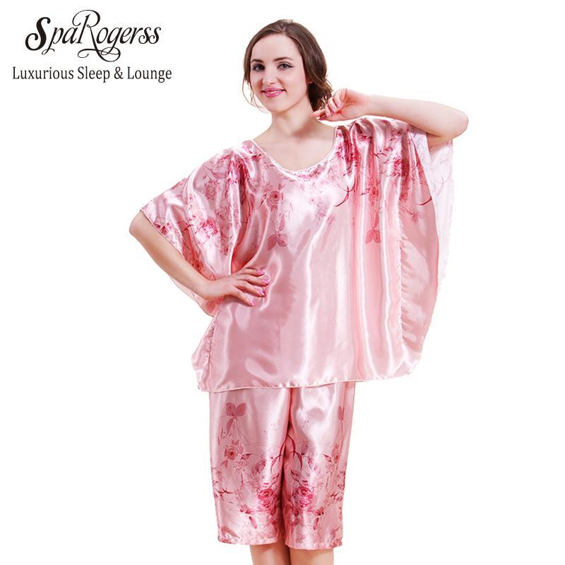 38a23b4a5613 Wholesale- 2017 Top Fashion Pyjamas For Women Plus Size Women ...
