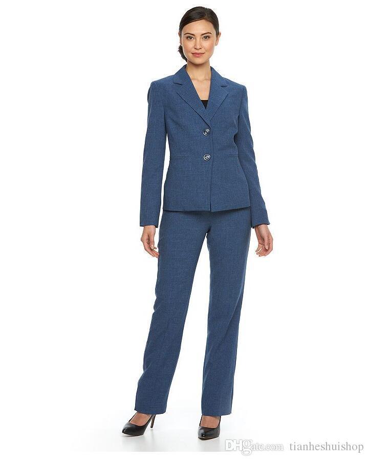 Wholesale Women Office Pant Suit Autumn Winter Womens