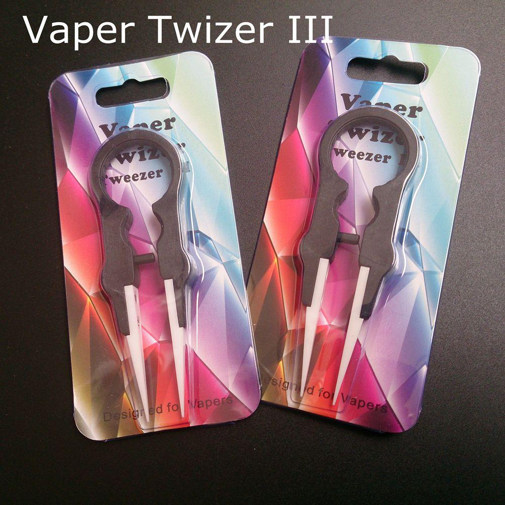 Multifunction Vaper Twizer Iii Wrapping Coiler Adjustment Wire ...