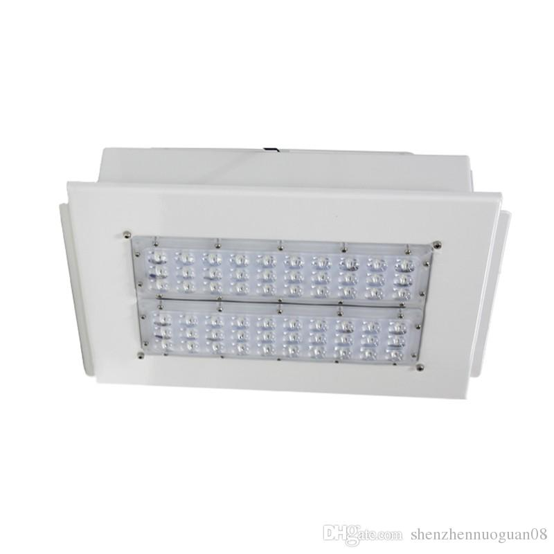 Outdoor recessed led canopy lighting for petrol gas station 80 watt outdoor recessed led canopy lighting for petrol gas station 80 watt 110v 120v 277volt waterproof canopy ceiling fixture outdoor recessed led canopy lighting aloadofball Gallery
