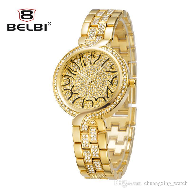 Reloj De Manera De Nuevo Las Mujeres Famosas De La Marca Relojes De ... d42396d7f020