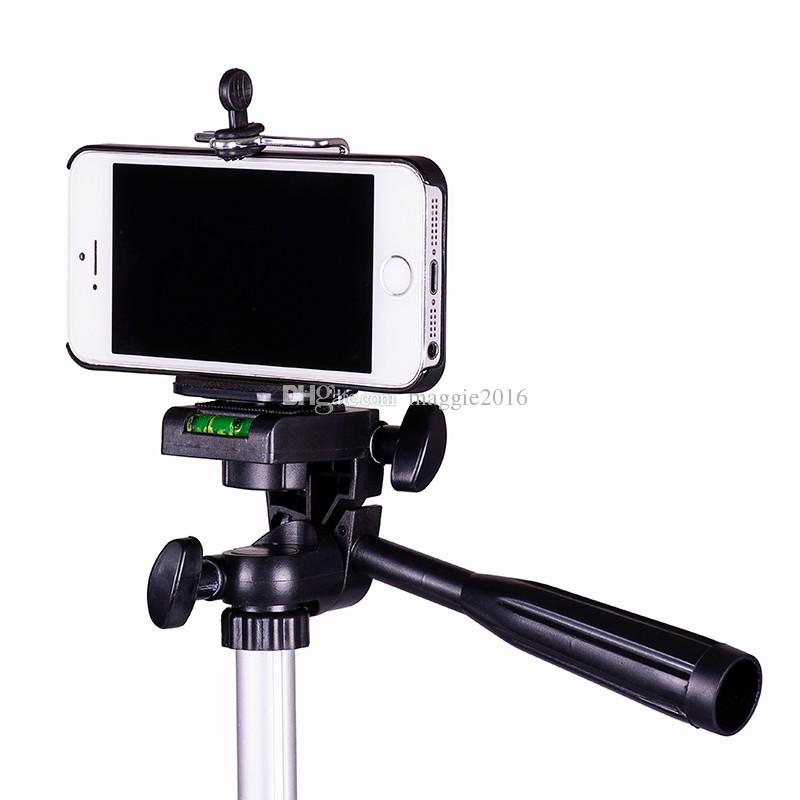 Marka Yeni Video Tripod Evrensel Dijital Kamera Dağı Nikon Canon Panas Için Kamera Tripod Standı Yüksek Kalite