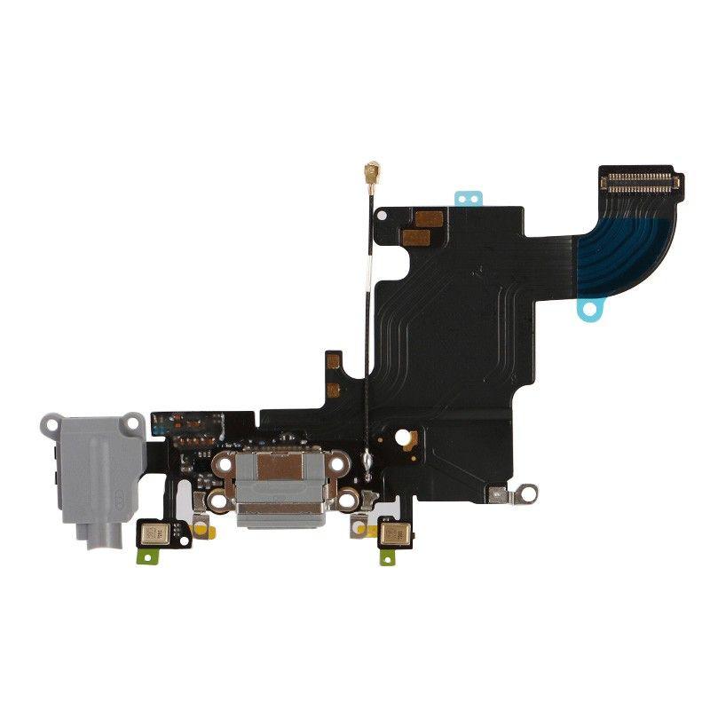 Para iphone 6 s 6 s plus 7g 7 plus 5se conector usb dock porto de carregamento do carregador cabo flex fone de ouvido jack microfone fita substituição