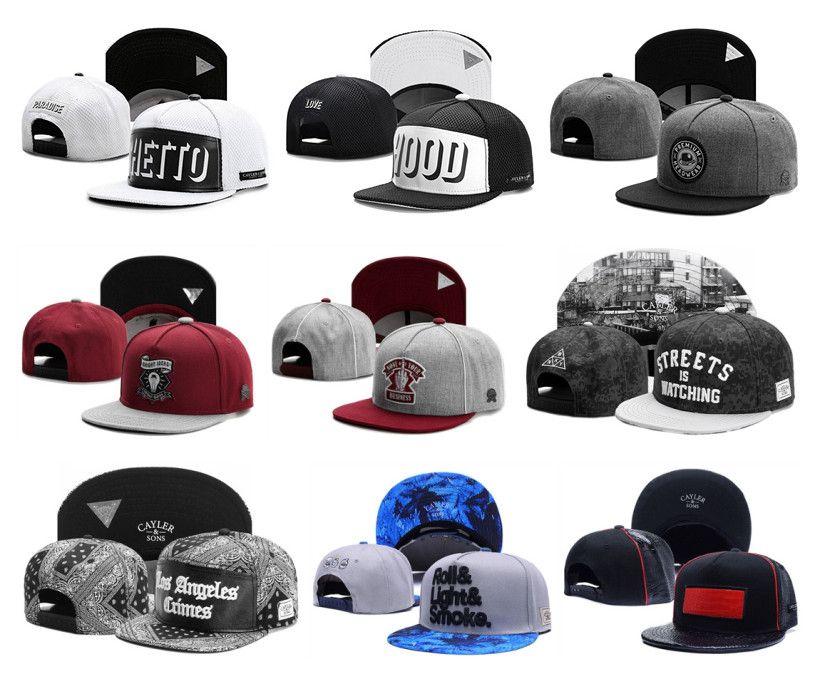 94e3451602ff7 ... usa 2016 cayler sons caps hats baseball cap adjustable snapback hat  baseball caps adult women men ...