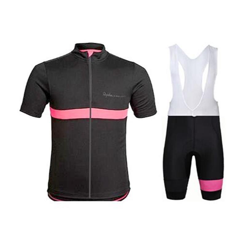 afed11f08 Cheep Rapha Cycling Jerseys Cycling Clothes Short Sleeves Bike Wear  Comfortable Bacterial Hot New Rapha Jerseys Waterproof Cycling Jacket  Biking Shorts From ...