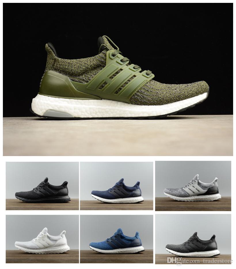 2017 High Quality New Ultraboost 3.0 Running Shoes Men Women Ultra ... 1cdb1a6b7