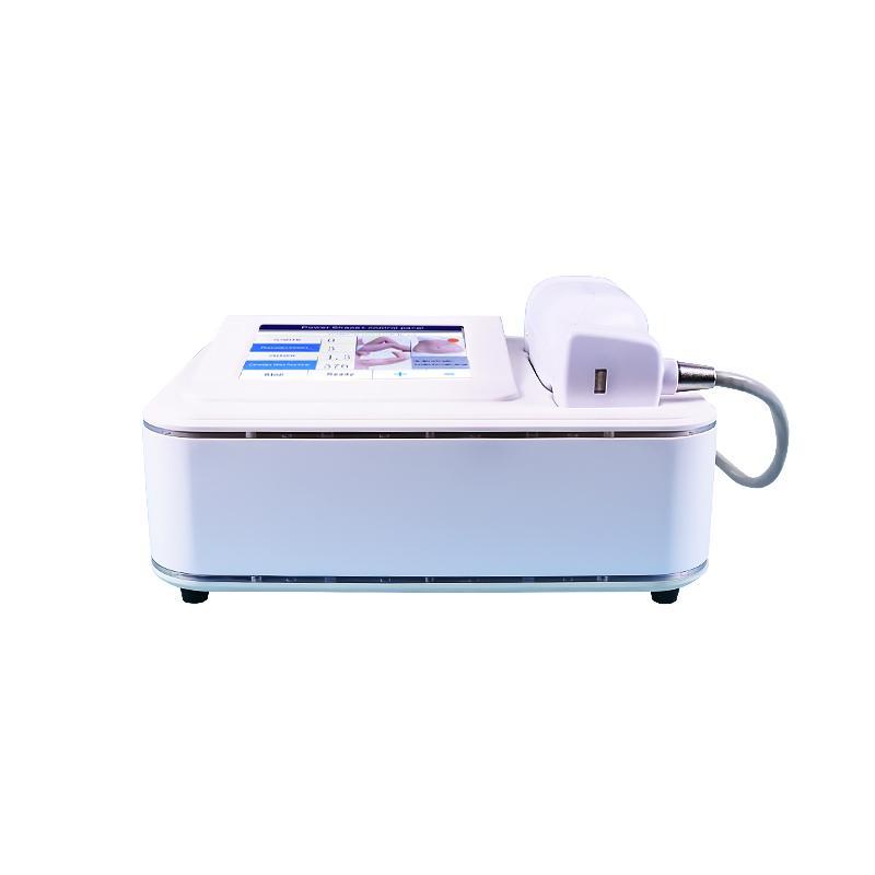 Beauté 2017 avancée machine de suppression de la cellulite corps portable hifu minceur machine, Mini HIFU liposonix dispositif